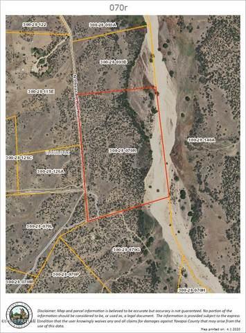 12995 N Pheasant Run Road, Prescott, AZ 86305 (MLS #1028836) :: Conway Real Estate