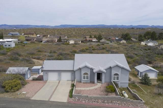 17862 E Hummingbird Lane, Mayer, AZ 86333 (#1028839) :: West USA Realty of Prescott