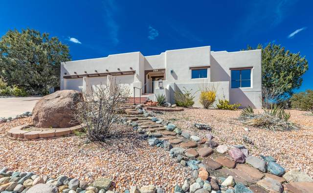 1564 Eagle Ridge Road, Prescott, AZ 86301 (MLS #1028868) :: Conway Real Estate