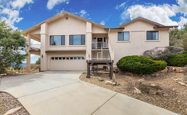 4707 Rock Wren Court, Prescott, AZ 86301 (MLS #1028884) :: Conway Real Estate
