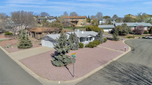 1602 Luna Court, Prescott, AZ 86301 (#1028907) :: Shelly Watne