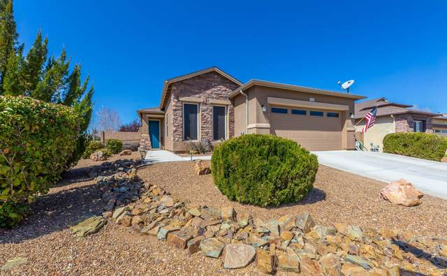7950 N Paradise Canyon Lane, Prescott Valley, AZ 86315 (#1028908) :: West USA Realty of Prescott