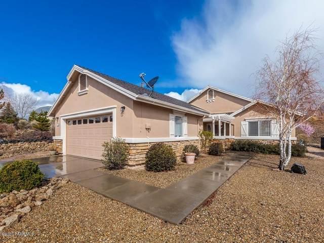 1500 Addington Drive, Prescott, AZ 86301 (MLS #1028910) :: Conway Real Estate