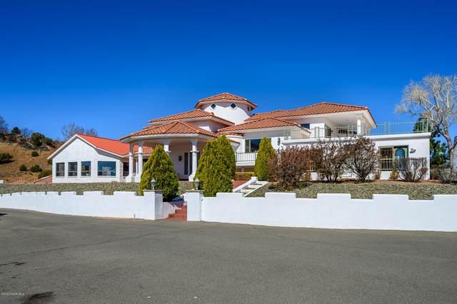 1111 N Quail Ridge Drive, Dewey-Humboldt, AZ 86327 (#1028918) :: Shelly Watne
