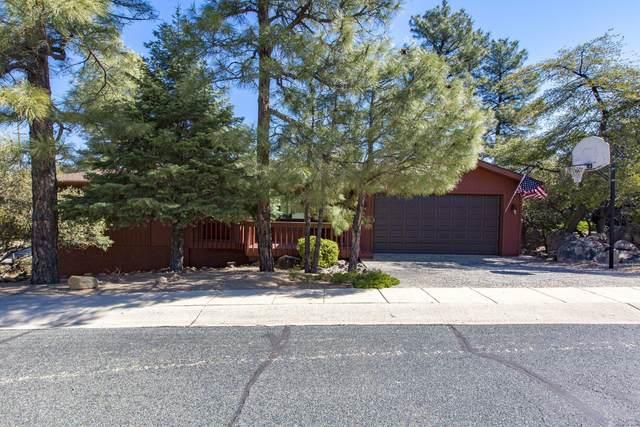 1101 Rolling Hills Court, Prescott, AZ 86303 (MLS #1028942) :: Conway Real Estate