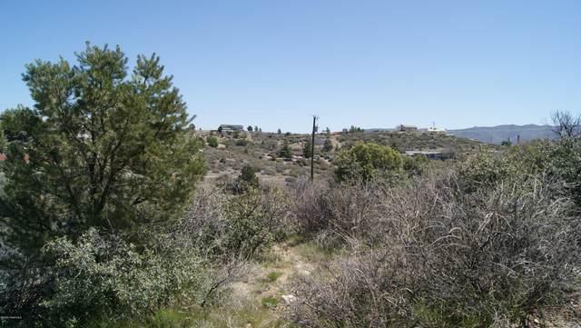 18083 S Spoon Road, Peeples Valley, AZ 86332 (#1028960) :: Shelly Watne