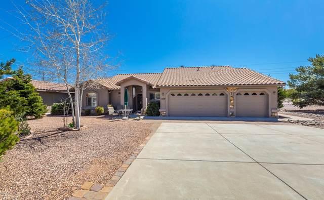 1029 Panicum Drive, Prescott, AZ 86305 (MLS #1028989) :: Conway Real Estate