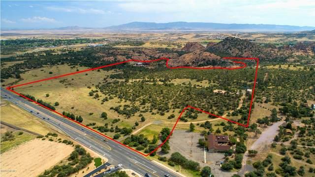 3124 Lot C Willow Creek Road, Prescott, AZ 86301 (MLS #1028992) :: Conway Real Estate