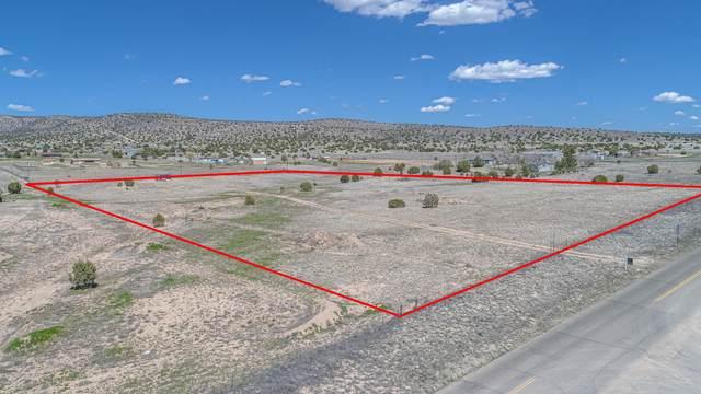 170 W Ahonen Road, Paulden, AZ 86334 (MLS #1029029) :: Conway Real Estate