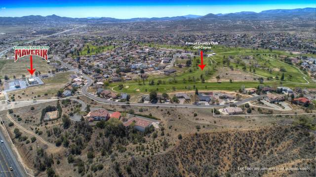 0 N Quail Ridge Drive, Prescott Valley, AZ 86327 (#1029091) :: Shelly Watne