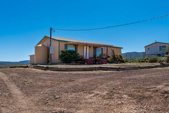 10675 E Powerline Road, Dewey-Humboldt, AZ 86327 (MLS #1029160) :: Conway Real Estate