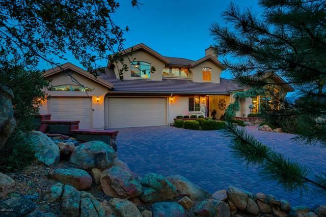 1321 Sierry Peaks Drive, Prescott, AZ 86305 (MLS #1029186) :: Conway Real Estate