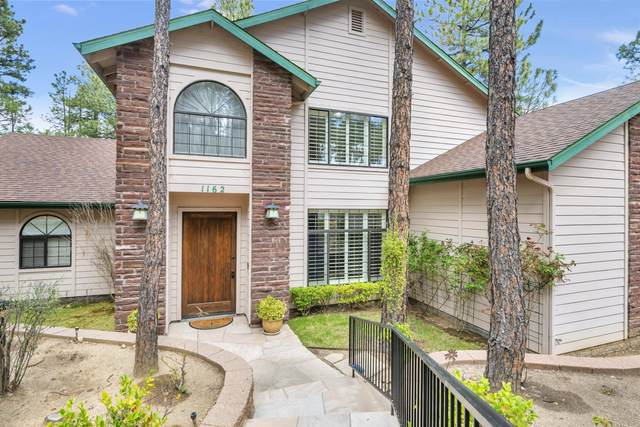 1162 W Timber Ridge Road, Prescott, AZ 86303 (MLS #1029199) :: Conway Real Estate