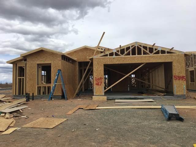 5345 Crescent Edge Drive, Prescott, AZ 86301 (#1029221) :: Shelly Watne