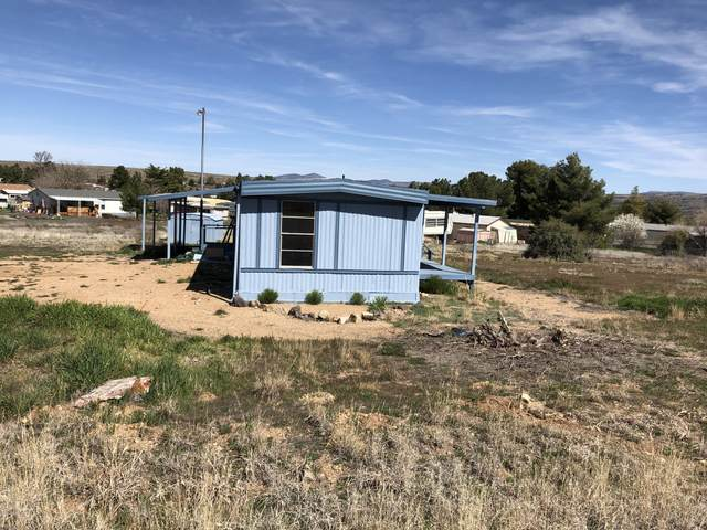 15633 S Black Mountain Road, Mayer, AZ 86333 (MLS #1029234) :: Conway Real Estate