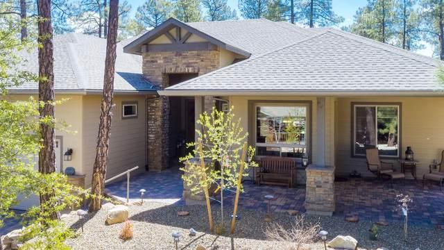 1201 Fox Trail, Prescott, AZ 86303 (MLS #1029237) :: Conway Real Estate
