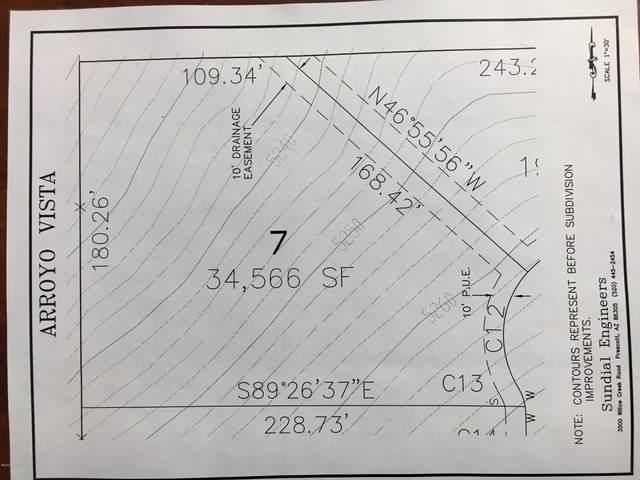 5828 Cinnamon Drive, Prescott, AZ 86305 (MLS #1029249) :: Conway Real Estate