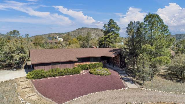 1 Highland Terrace, Prescott, AZ 86305 (#1029289) :: West USA Realty of Prescott