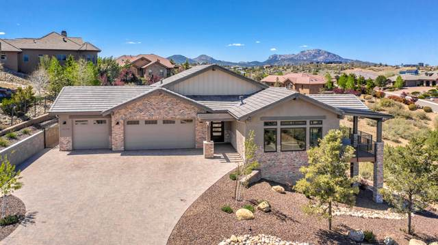 1572 Bello Monte Drive, Prescott, AZ 86301 (MLS #1029297) :: Conway Real Estate