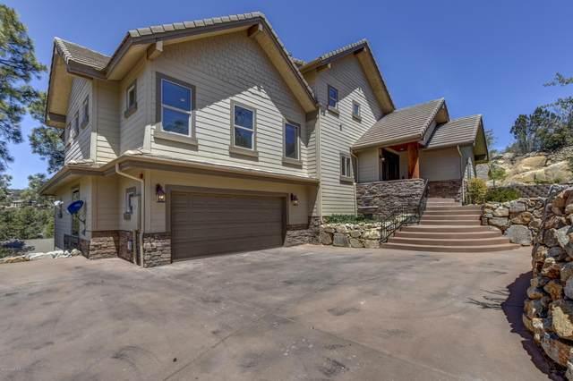 581 Lodge Trail Circle, Prescott, AZ 86303 (#1029302) :: West USA Realty of Prescott