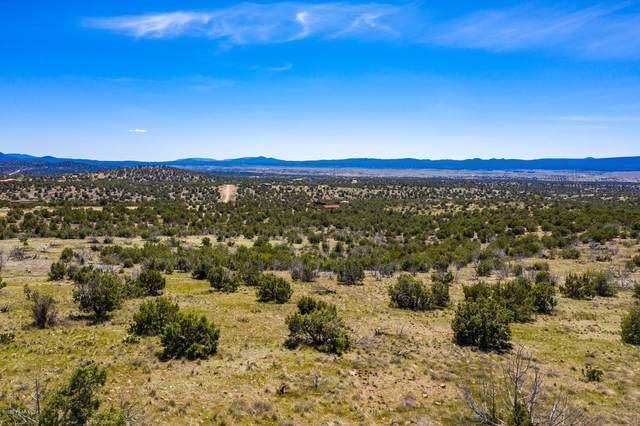 0 N Sullivan Buttes Road, Prescott, AZ 86305 (MLS #1029311) :: Conway Real Estate