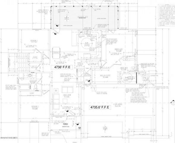 596 N Apache Drive, Dewey-Humboldt, AZ 86327 (MLS #1029329) :: Conway Real Estate