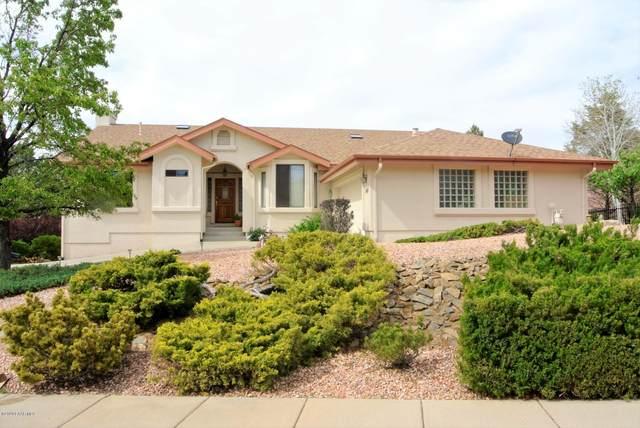 1497 Eagle Crest Drive, Prescott, AZ 86301 (MLS #1029369) :: Conway Real Estate