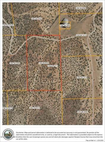 14 Juniperwood Ranch, Ash Fork, AZ 86320 (MLS #1029389) :: Conway Real Estate