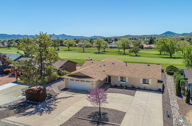 10983 Manzanita Trail, Dewey-Humboldt, AZ 86327 (MLS #1029394) :: Conway Real Estate