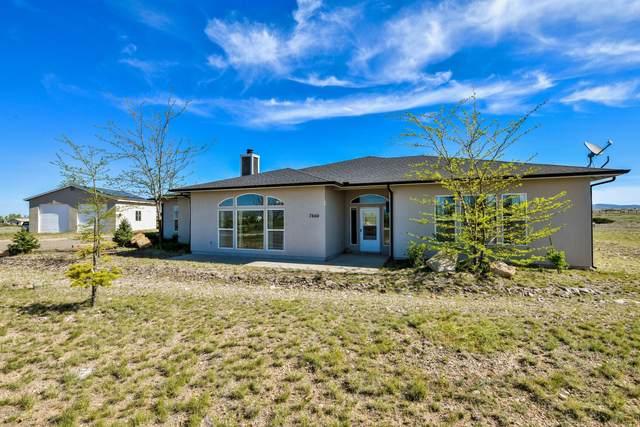 7660 E Dreamcatcher Drive, Prescott Valley, AZ 86315 (MLS #1029431) :: Conway Real Estate