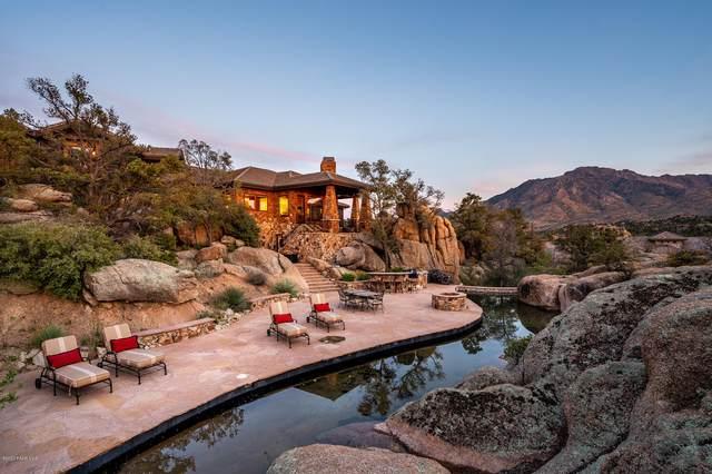 4580 W Cooks Well Circle, Prescott, AZ 86305 (MLS #1029438) :: Conway Real Estate