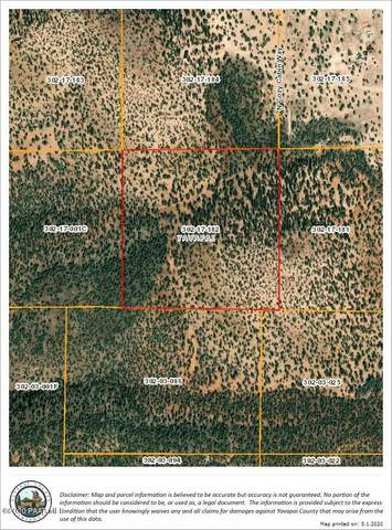 2 Off Of Stockmans, Ash Fork, AZ 86320 (#1029455) :: West USA Realty of Prescott