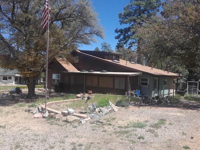 1467 N Vyne Street, Prescott, AZ 86305 (#1029457) :: Shelly Watne