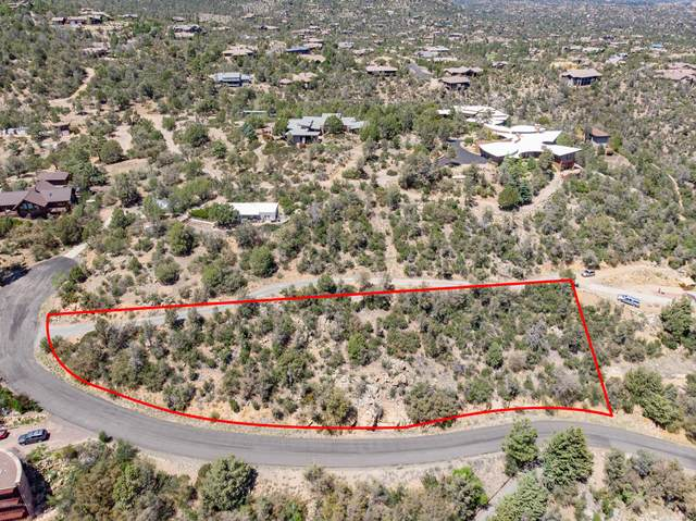 2160 W Aspen Acres Drive, Prescott, AZ 86303 (#1029481) :: West USA Realty of Prescott