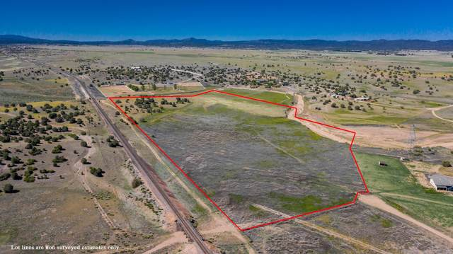 17800 N Lower Territory Road, Prescott, AZ 86305 (MLS #1029508) :: Conway Real Estate
