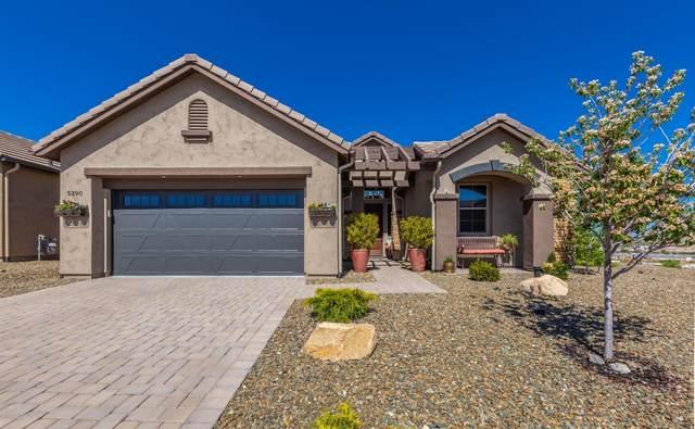 5390 Stoney Crest Place Place, Prescott, AZ 86301 (#1029517) :: Shelly Watne