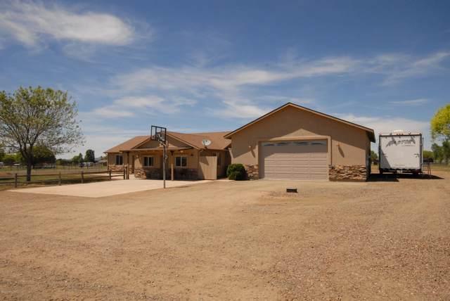 7760 E Lily Canyon Drive, Prescott Valley, AZ 86315 (MLS #1029565) :: Conway Real Estate