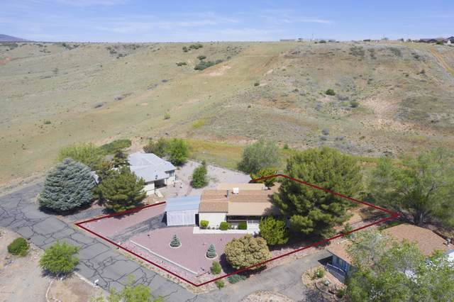 10022 E Dapple Grey Trail, Dewey-Humboldt, AZ 86327 (#1029569) :: Shelly Watne