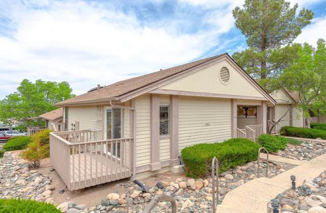 3169 Dome Rock Place 12E, Prescott, AZ 86301 (MLS #1029601) :: Conway Real Estate