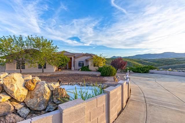11493 E Rocky Hill Road, Dewey-Humboldt, AZ 86327 (#1029632) :: Shelly Watne