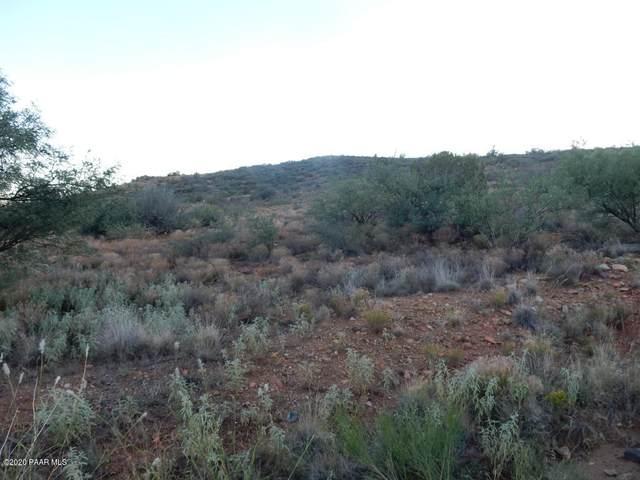 19837 E Fremont/Sage Brush Drive, Mayer, AZ 86333 (MLS #1029638) :: Conway Real Estate