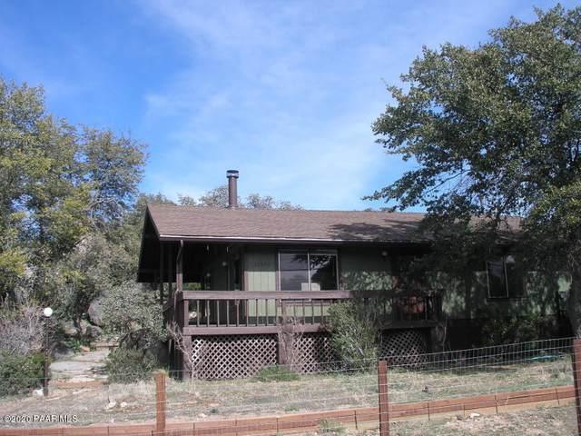 22855 Lakewood Drive, Yarnell, AZ 85362 (MLS #1029645) :: Conway Real Estate