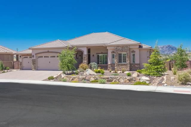 5216 Peavine View Trail, Prescott, AZ 86301 (#1029700) :: Shelly Watne