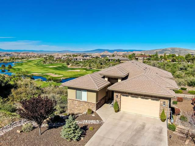1284 Pebble Springs, Prescott, AZ 86301 (#1029735) :: Shelly Watne