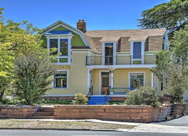 309 E Gurley Street, Prescott, AZ 86301 (#1029742) :: Prescott Premier Homes | Coldwell Banker Global Luxury