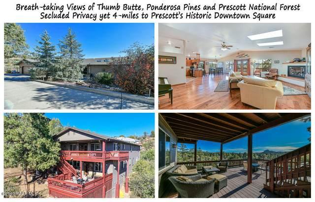 2350 W Loma Vista Drive, Prescott, AZ 86305 (MLS #1029753) :: Conway Real Estate