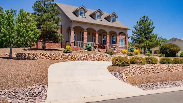 844 S Lakeview Drive, Prescott, AZ 86301 (#1029784) :: Shelly Watne