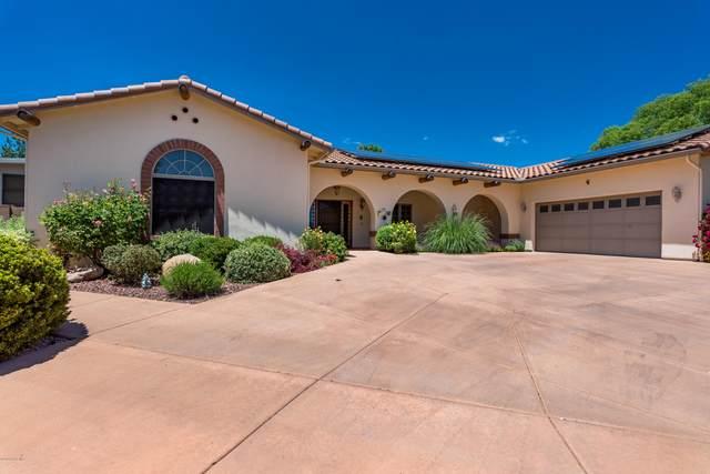 7281 E Park Ridge Drive, Prescott Valley, AZ 86315 (#1029786) :: Shelly Watne
