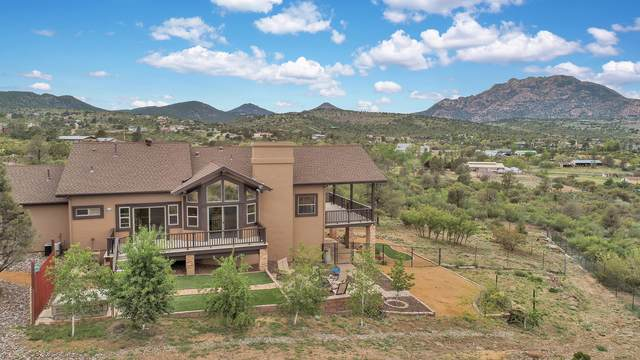 1380 Ridge Drive, Prescott, AZ 86305 (MLS #1029821) :: Conway Real Estate