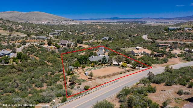5942 E Old Black Canyon Highway, Prescott, AZ 86303 (#1029885) :: Shelly Watne